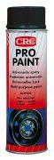 Lac vopsea negru mat CRC Pro Paint 500ML
