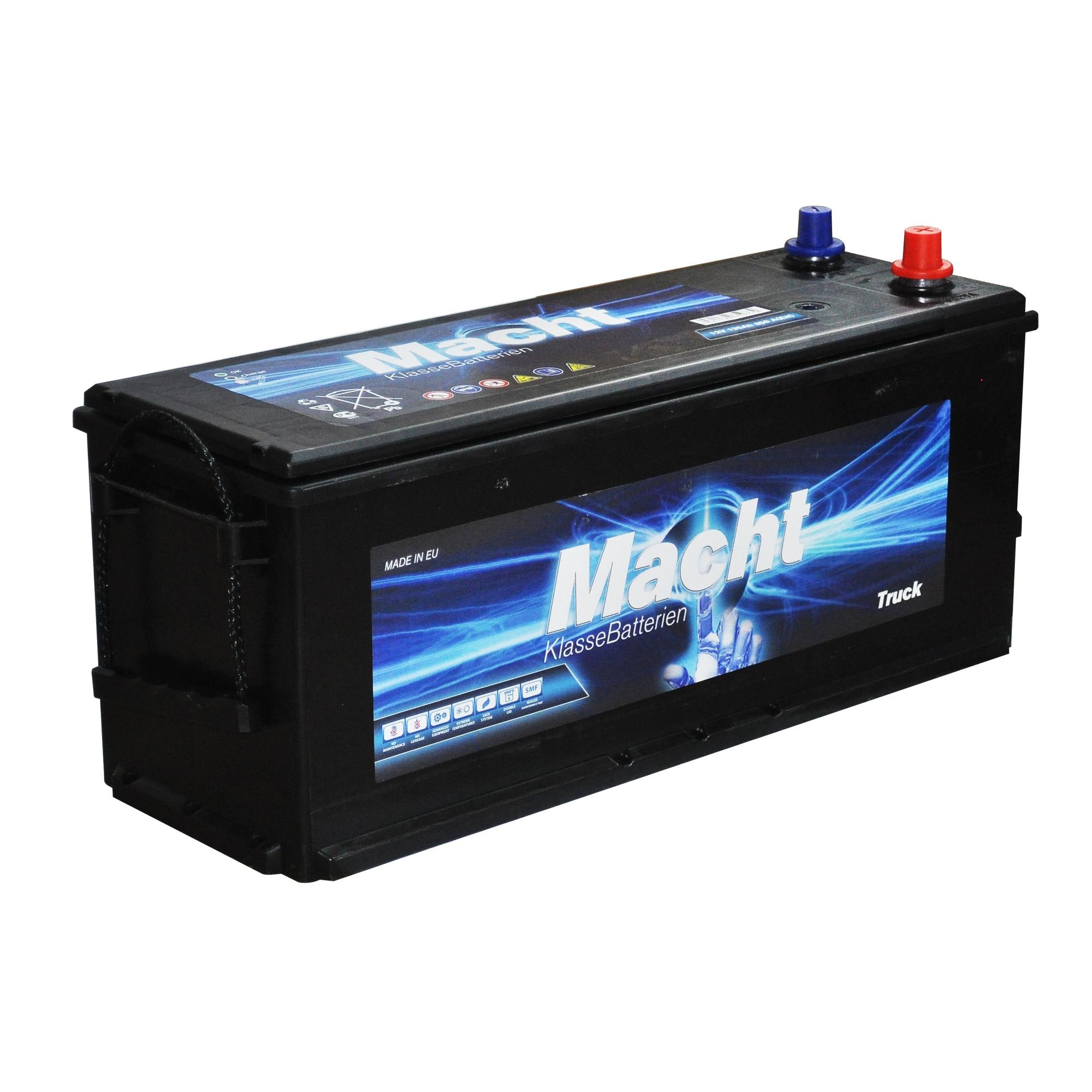 Baterie auto Macht 25789 Heavy Duty 12V 135AH 850A