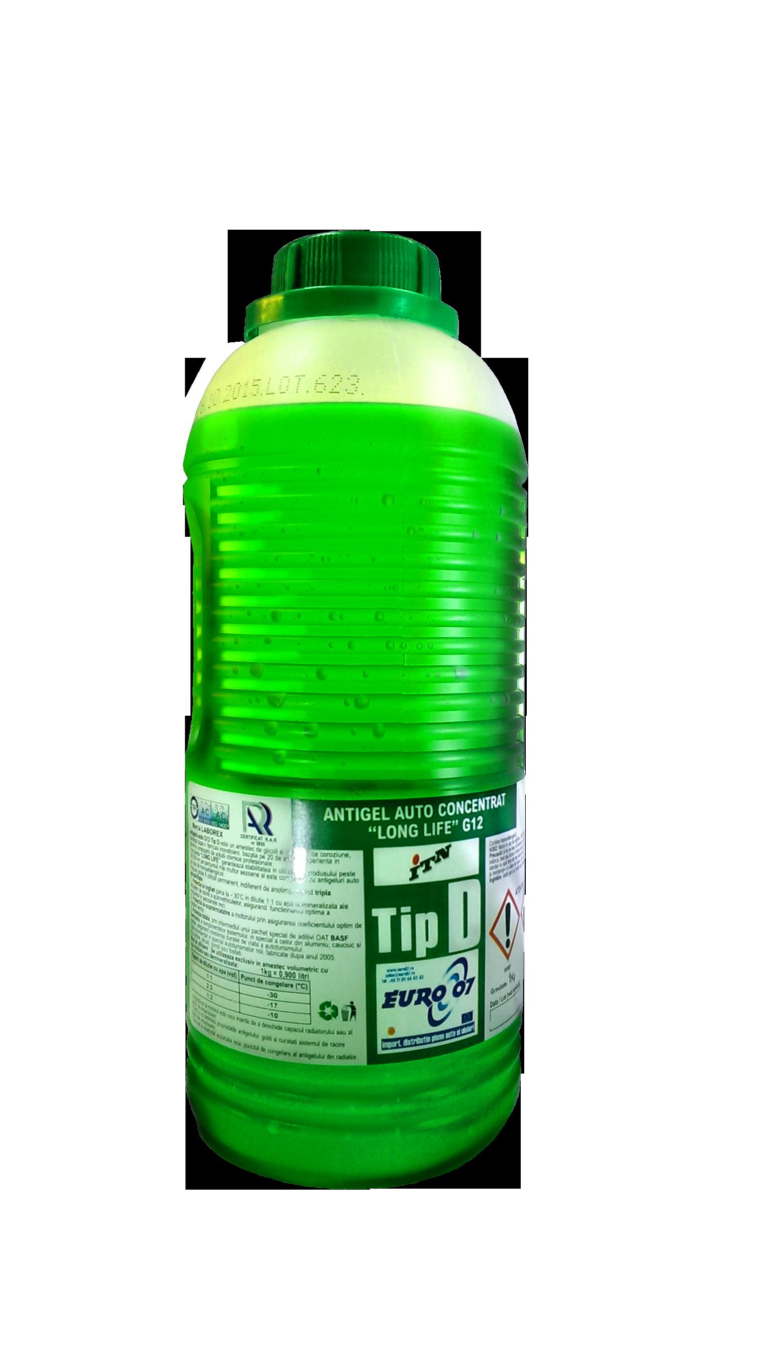 Antigel concentrat ITN Verde1L