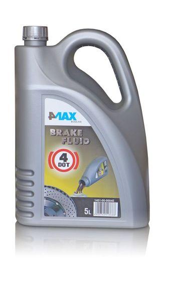 Lichid de frana 4Max DOT4, 5l