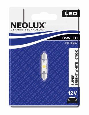 BEC AUTO NEOLUX NF3667 C5W 0.5W