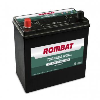 Baterie auto ROMBAT TORNADA ASIA 12V 40AH 300A NS40 DP