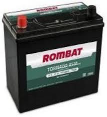 Baterie auto ROMBAT TORNADA ASIA (PLUSD) 12V 100AH, 750A