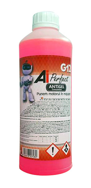 Antigel concentrat AI PERFECT G12 1L