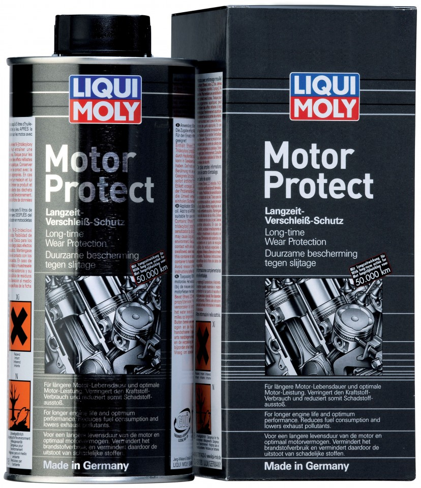SOLUTIE MOTOR PROTECT LIQUI MOLY 1867 500ML