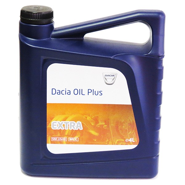 ULEI MOTOR DACIA OIL PLUS EXTRA 10W40 4L