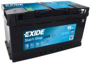 Baterie auto EXIDE EK950 AGM 12V 95AH, 850A