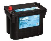 Baterie auto EXIDE EK508 AGM 12V 50AH, 800A