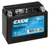 Baterie auto EXIDE EK111 AGM 12V 11AH, 150A