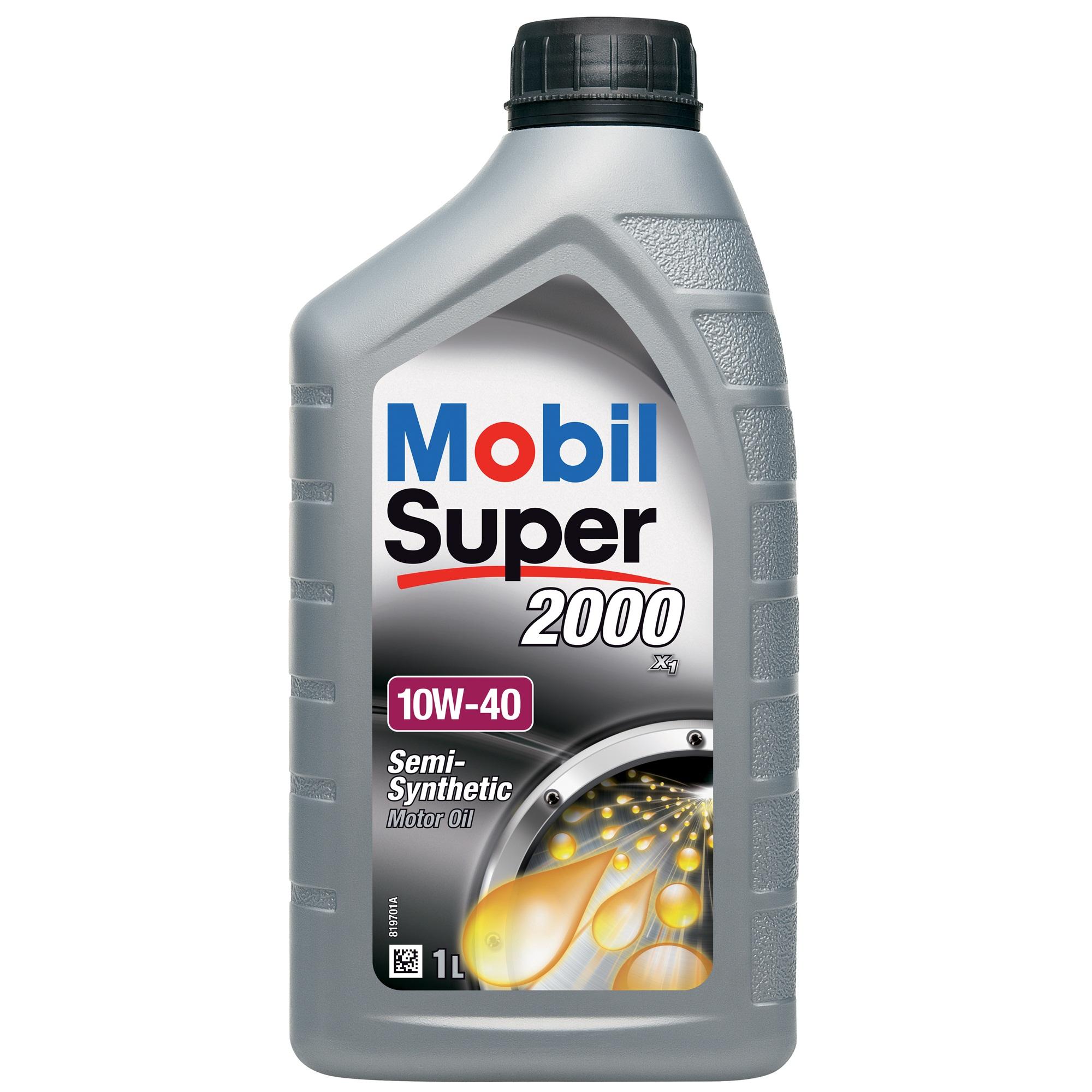 ULEI MOTOR MOBIL SUPER 2000 X1 BENZINA|DIESEL 10W40 1L
