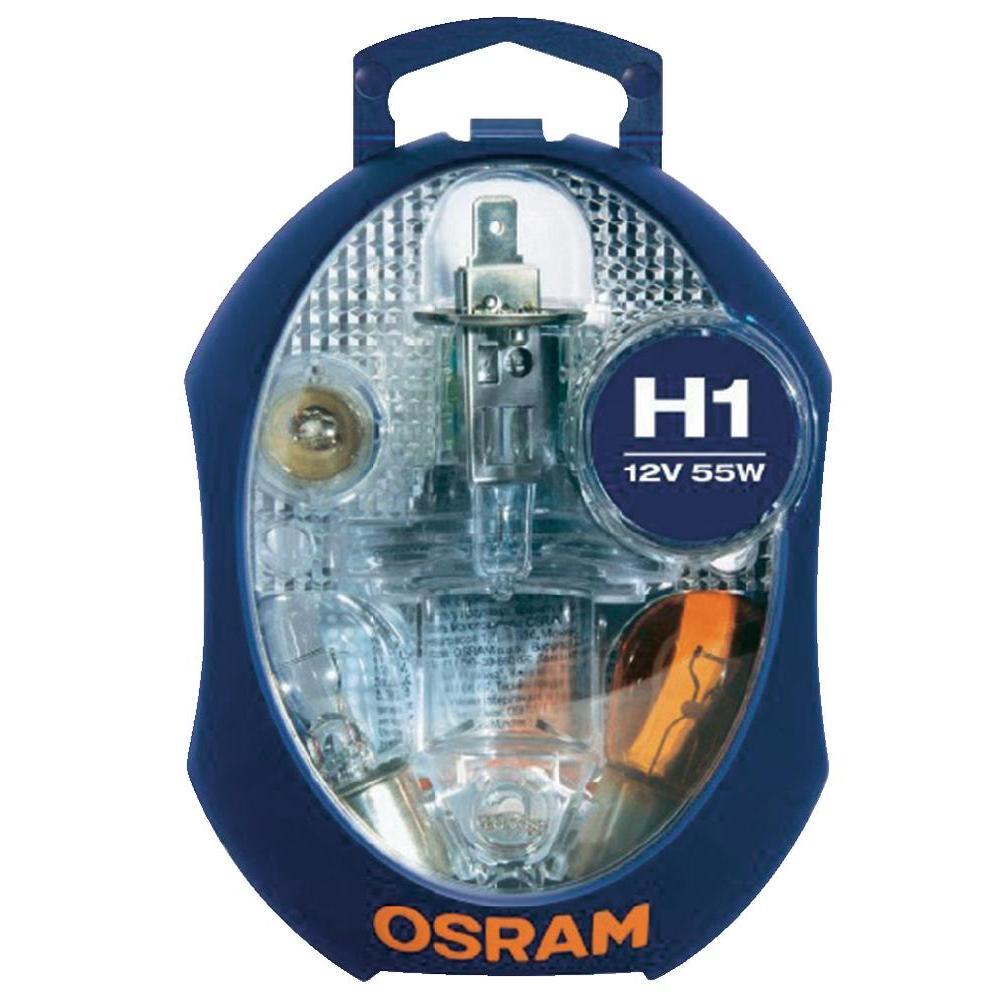 KIT BECURI OSRAM H1 12V 60/55W