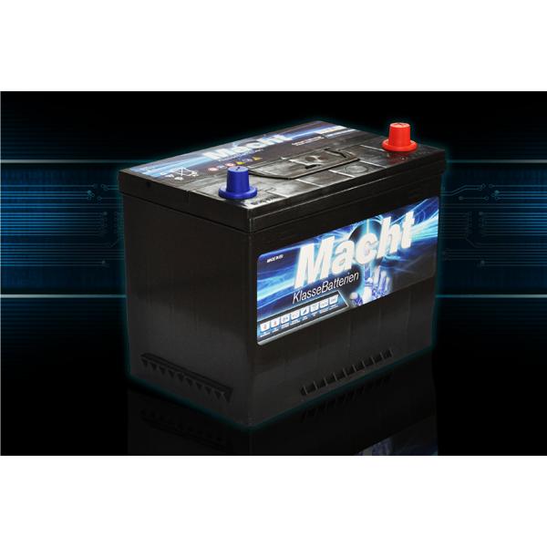 Baterie auto MACHT 25786 JIS 12V 70AH 700A