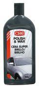 Ceara auto pentru polish si lustruire CRC POLISH&WAX 750 ML