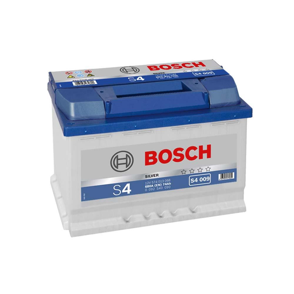 Baterie auto BOSCH 0092S40090 12V 74AH 680A