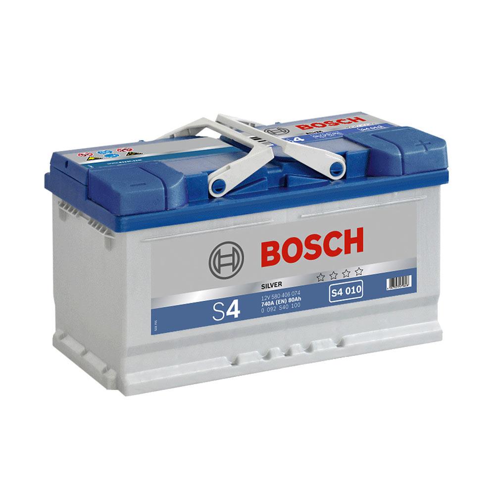 Baterie auto BOSCH 0092S40100 12V 80AH 740A