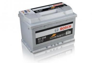 Baterie auto BOSCH 0092S50080 12V 77AH 780A