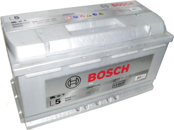 Baterie auto BOSCH 0092L50130 12V 90AH 800A
