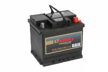 Baterie auto XT BAT PREMIUM 12V 45AH, 420A