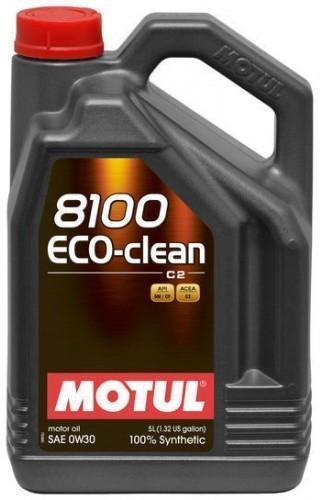Ulei motor MOTUL ECO-CLEAN 0W30 5L