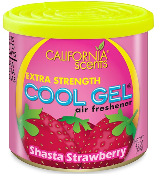 CUTIE 125G ODORIZANT COOL GEL COCONUT CALIFORNIA