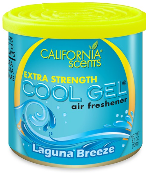 CUTIE 125G ODORIZANT COOL GEL LAGUNA BREEZE CALIFORNIA