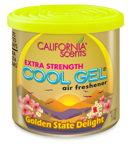 ODORIZANT COOL GEL GOLDEN STATE DELIGHT CALIFORNIA SCENTS