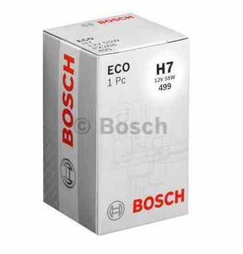 BEC AUTO BOSCH 1987302804 ECO H7 12V 55W