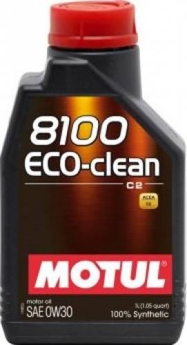 Ulei motor MOTUL ECO-CLEAN 0W30 1L