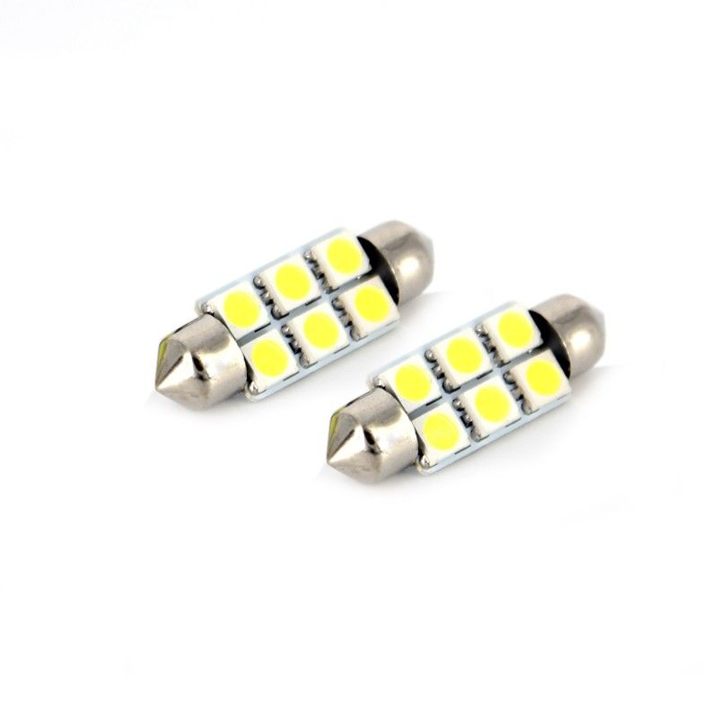 LED Sofit CARGUARD CLD016, 39mm ,LED SMD, 12V