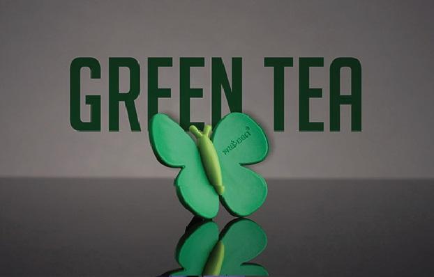 Odorizant Auto Fluturas Green Tea MTR 75225