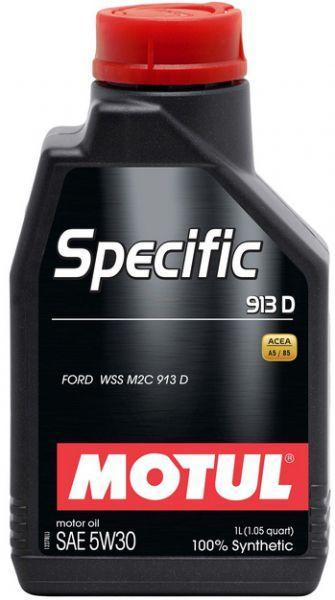 ULEI MOTOR MOTUL SPECIFIC FORD 913 D 5W30 1L