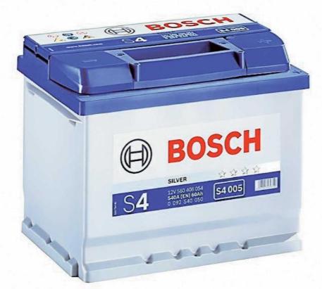 Baterie auto BOSCH 0092S40240 S4 12V 60Ah 540A