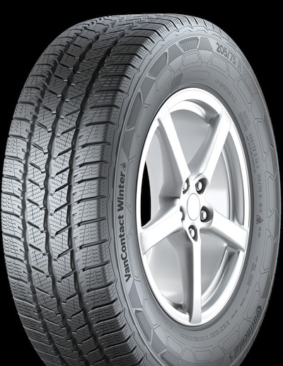 Anvelopa iarna CONTINENTAL VanContactWinter 195/70R15C 104/102R