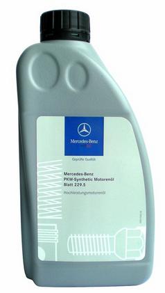 ULEI MOTOR ORIGINAL MERCEDES BENZ 5W40 (MB 229.5) 1L
