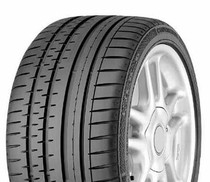 Anvelopa vara CONTINENTAL SportContact 2 215/40ZR16 86W