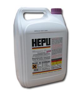 Antigel concentrat HEPU Mov G12+ 5L