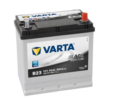 Baterie auto VARTA B23 5450770303122 Black Dynamic 12V 45AH, 300A