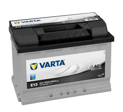 Baterie auto VARTA E13 5704090643122 Black Dynamic 12V 70AH, 640A