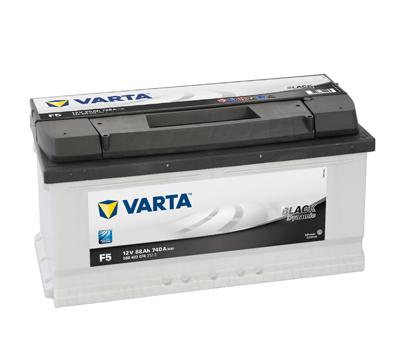 Baterie auto VARTA F5 5884030743122 Black Dynamic 12V 88AH, 740A