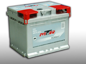 Baterie auto MTR LB1 12V 50AH, 500A