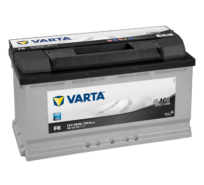 Baterie auto VARTA F6 5901220723122 Dynamic Black 12V 90AH, 720A