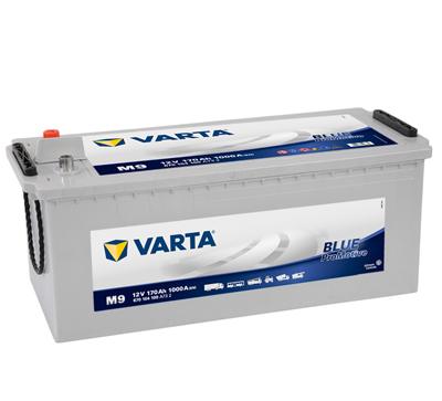 Baterie auto VARTA M9 670104100A732 Promotive Blue 12V 170AH, 1000A